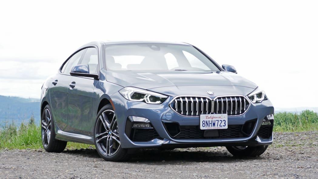 2020 BMW 228i front 1