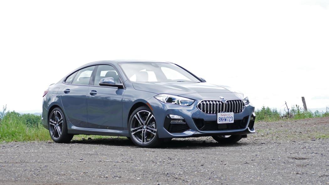 2020 BMW 228i front 2