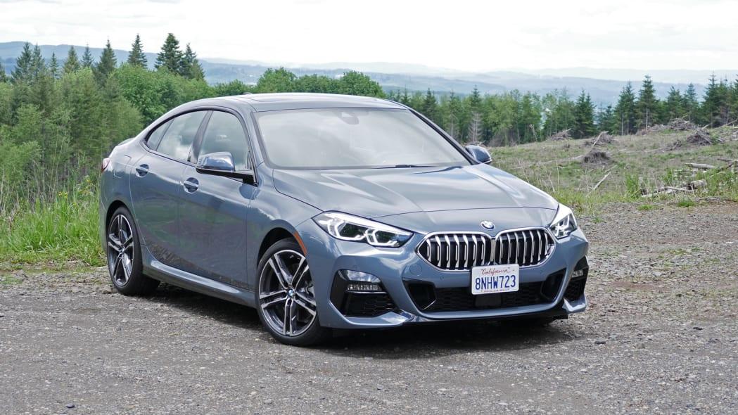 2020 BMW 228i front 3