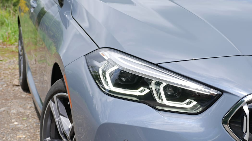 2020 BMW 228i headlight