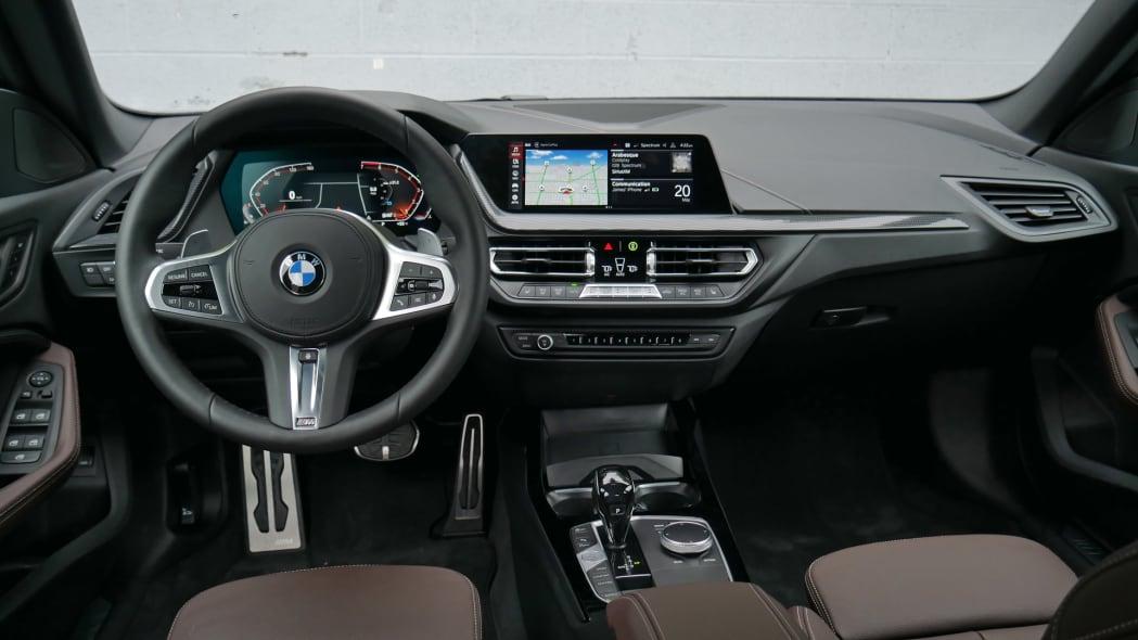 2020 BMW 228i interior