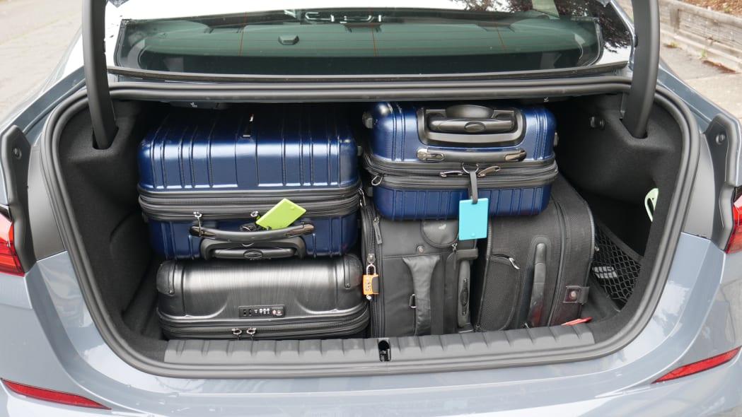2020 BMW 228i Luggage Test Full