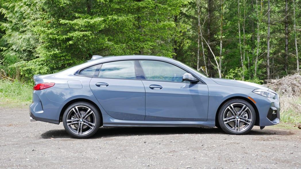 2020 BMW 228i profile