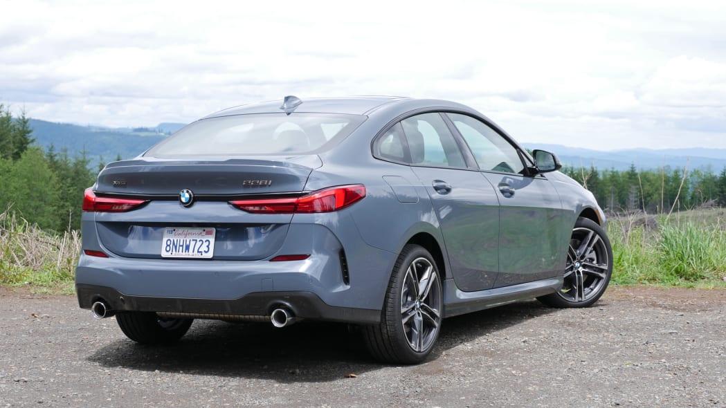 2020 BMW 228i rear 2