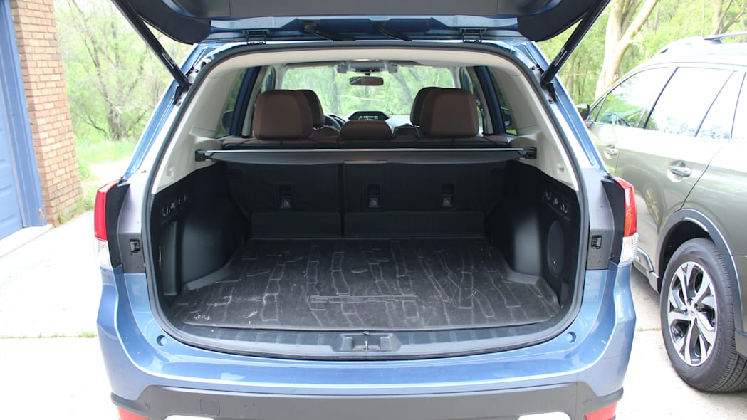 Forester cargo