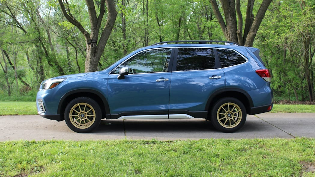 Forester exterior profile