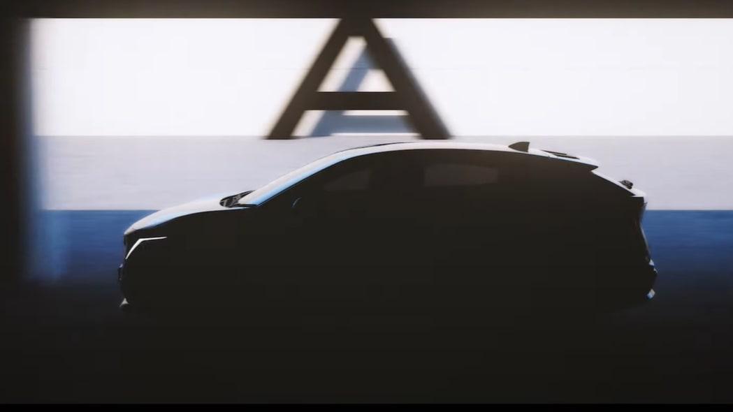 Nissan Ariya preview