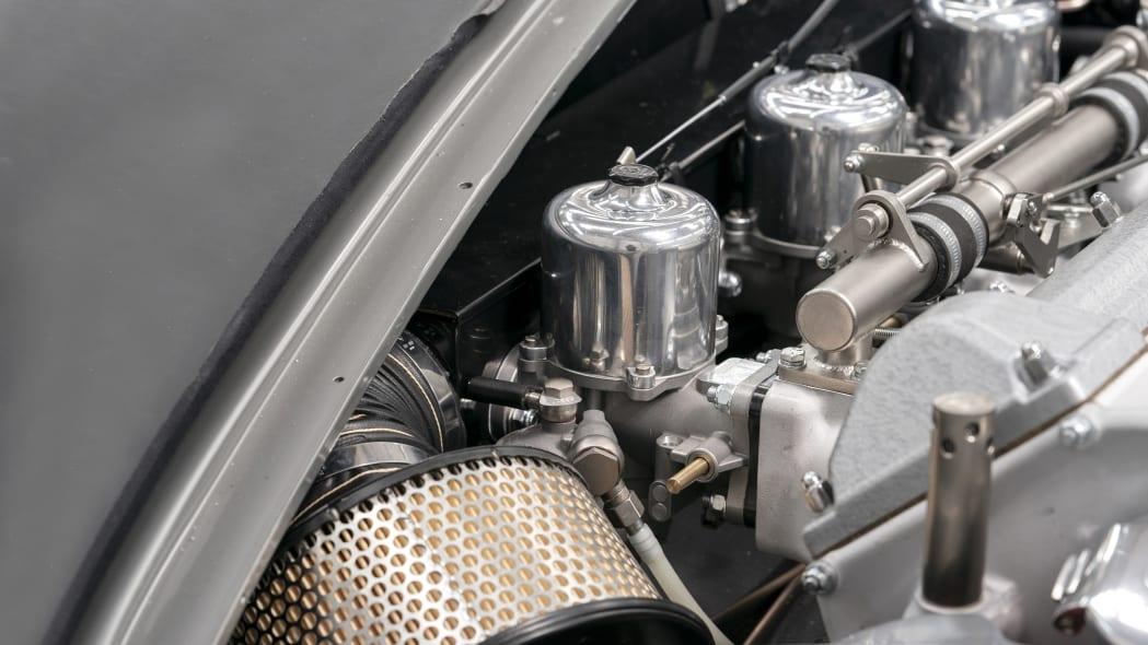 Aston Martin DB5 continuation car production