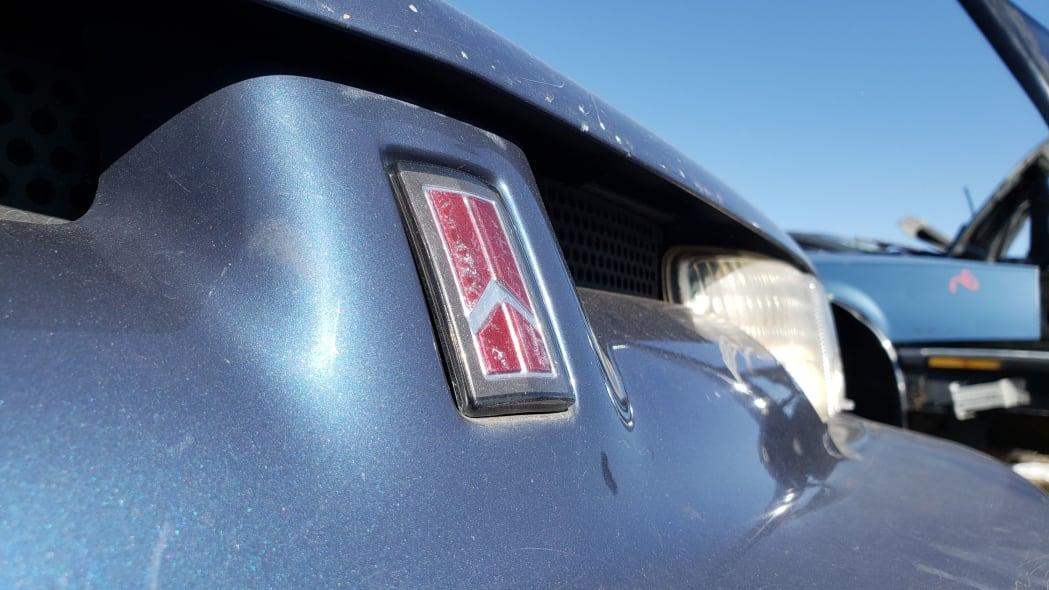 23 - 1996 Oldsmobile Cutlass in Colorado Junkyard - photo by Murilee Martin