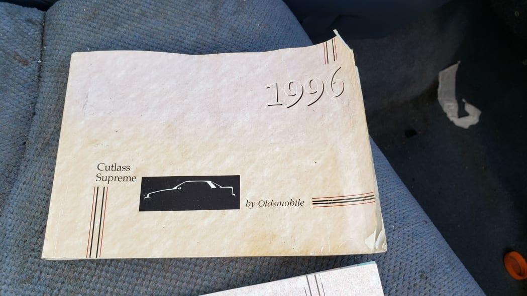 43 - 1996 Oldsmobile Cutlass in Colorado Junkyard - photo by Murilee Martin