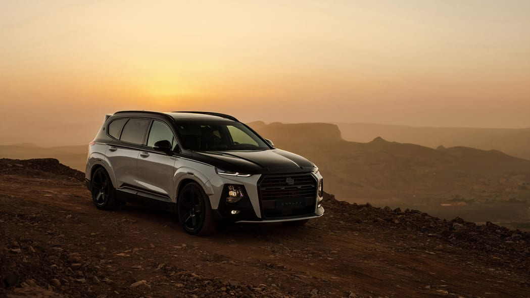 Carlex Design Hyundai Santa Fe_10