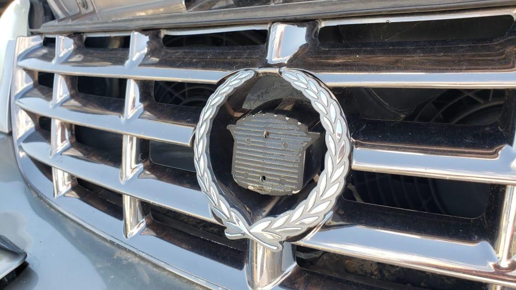 22 - 1998 Cadillac Catera in Colorado Junkyard - photo by Murilee Martin