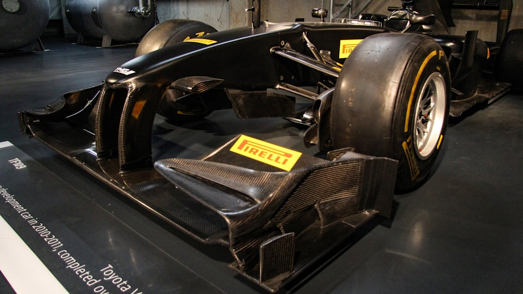 2009 Toyota TF109