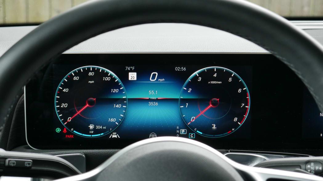 2020 Mercedes GLB 250 IP