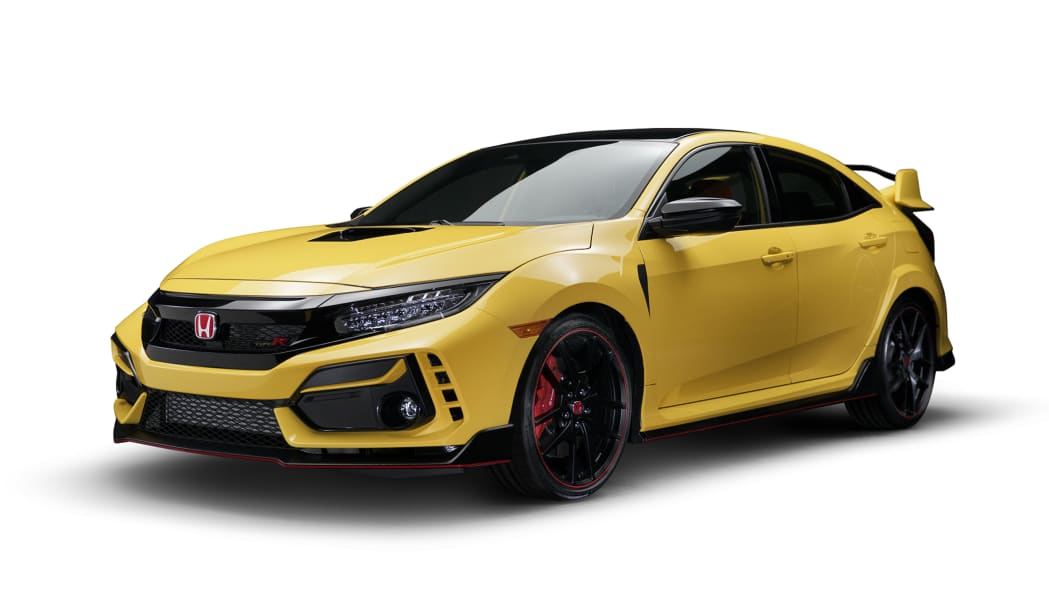 2021 Honda Civic Type R LE_3