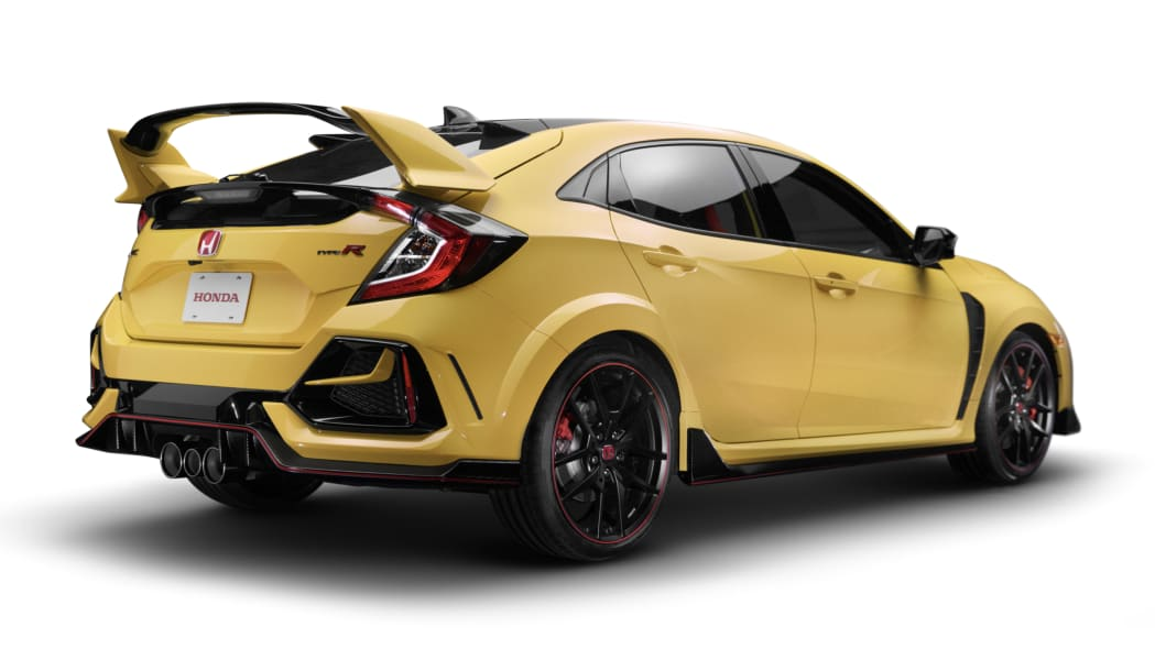 2021 Honda Civic Type R LE_4