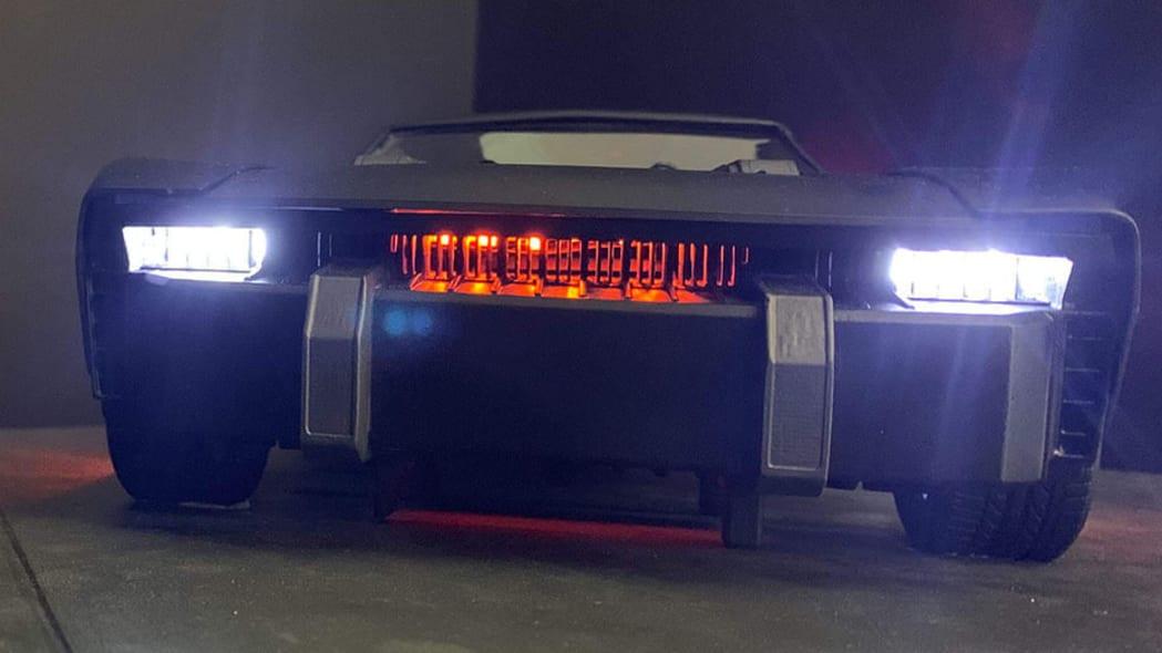 Batmobile model