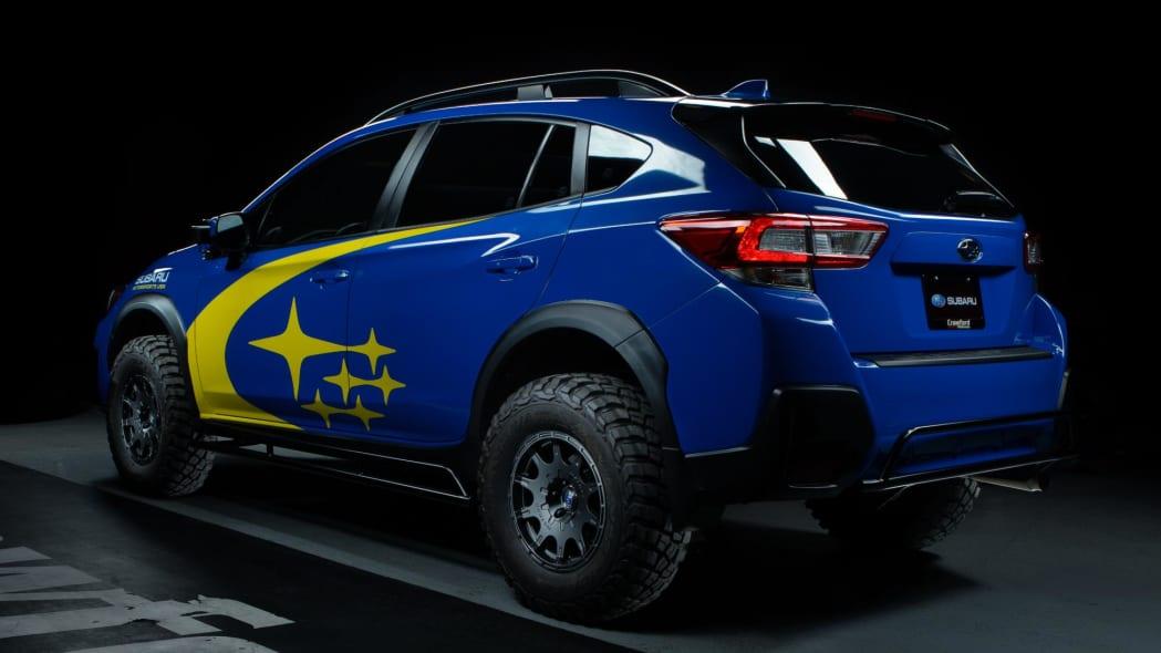 Subaru Crosstrek by Crawford Performance