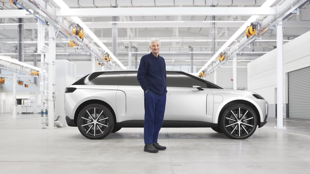 James+Dyson+and+Car