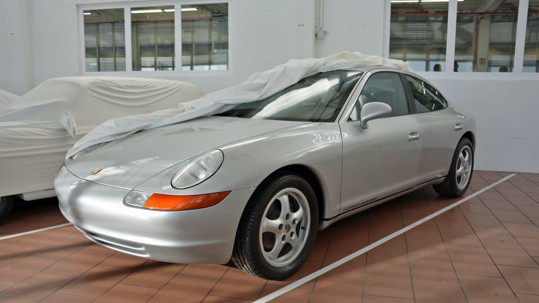 1988 Porsche 989 prototype