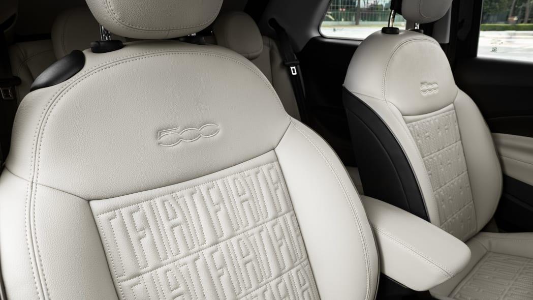 2020 Fiat 500 La Prima hatchback