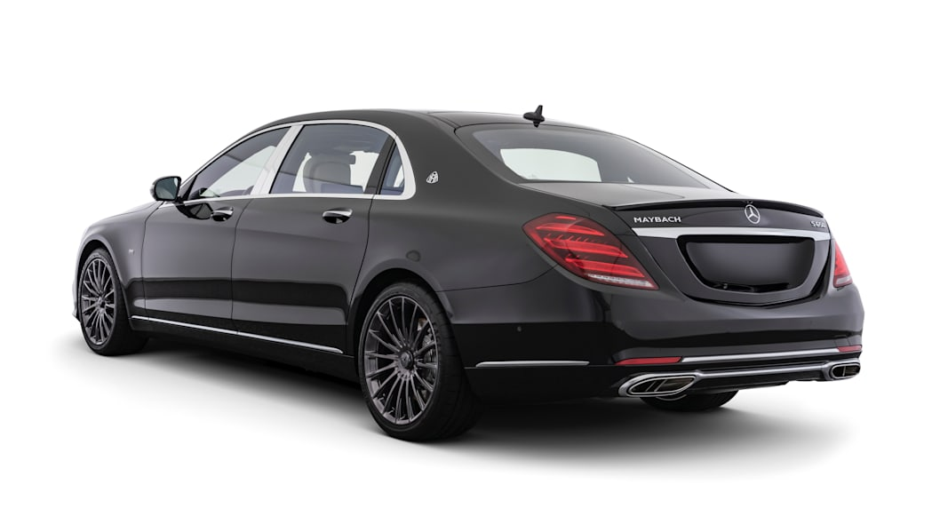 2020 Mercedes-Maybach S 650 Night Edition (4)