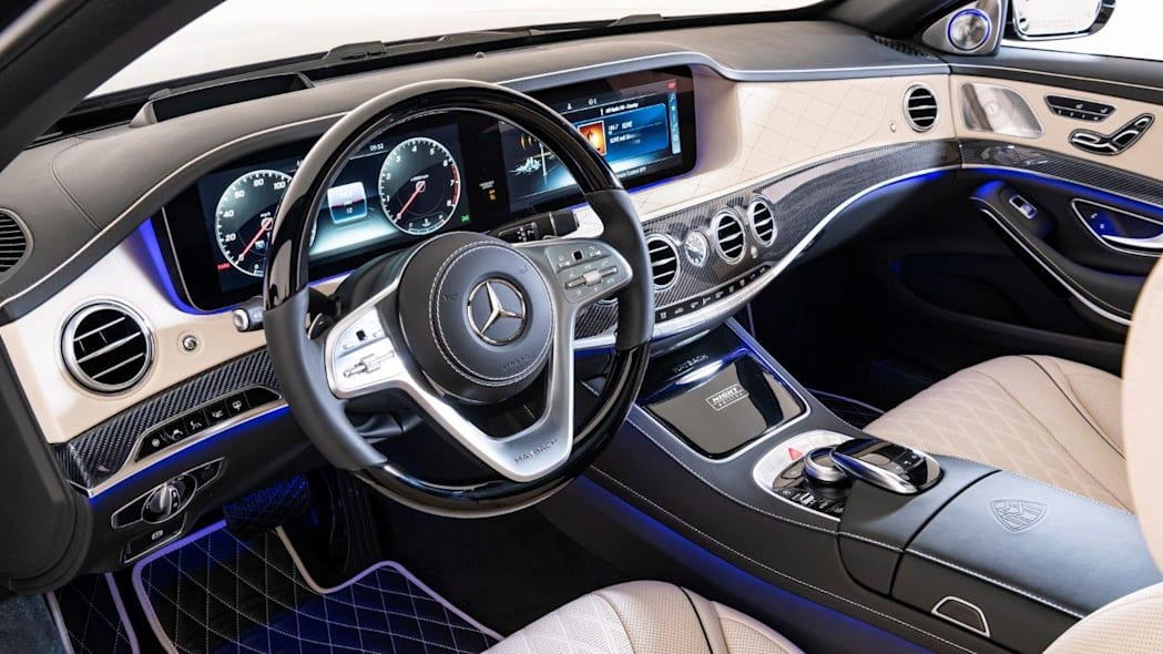 2020 Mercedes-Maybach S 650 Night Edition (8)