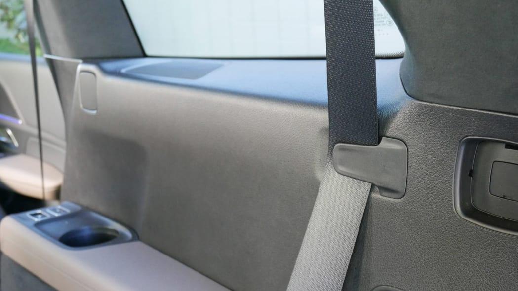 2021 Mercedes-AMG GLS 63 scratchy plastic