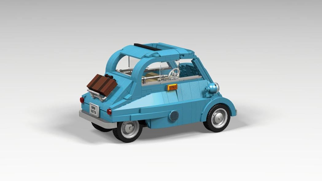 Lego BMW Isetta