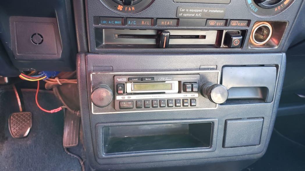 12 - 1982 Subaru GL in Colorado Junkyard - photo by Murilee Martin
