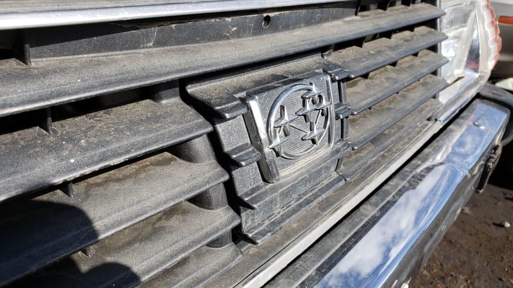 44 - 1982 Subaru GL in Colorado Junkyard - photo by Murilee Martin