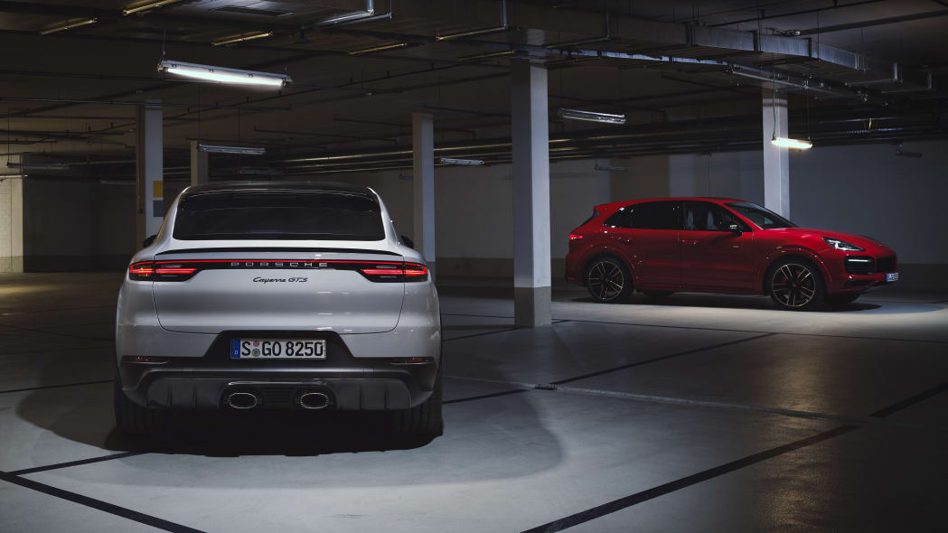 2021 Porsche Cayenne GTS and GTS Coupe