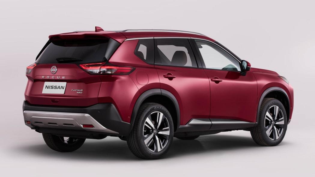 20212021 Nissan Rogue Nissan Rogue