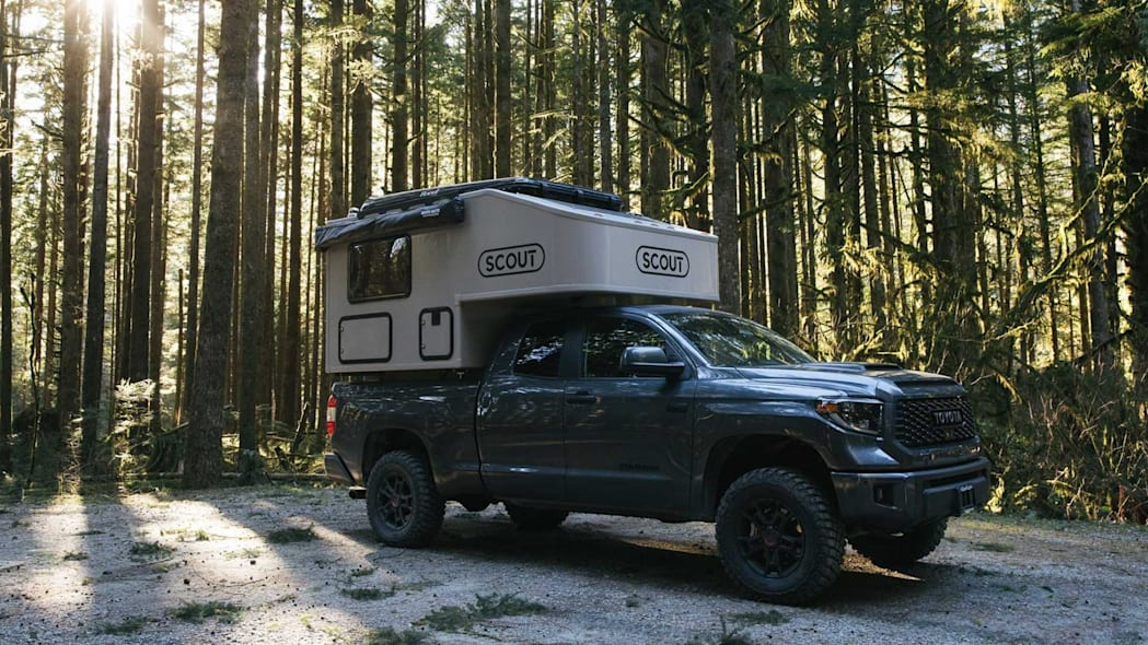 Scout Olympic 6.5 Camper