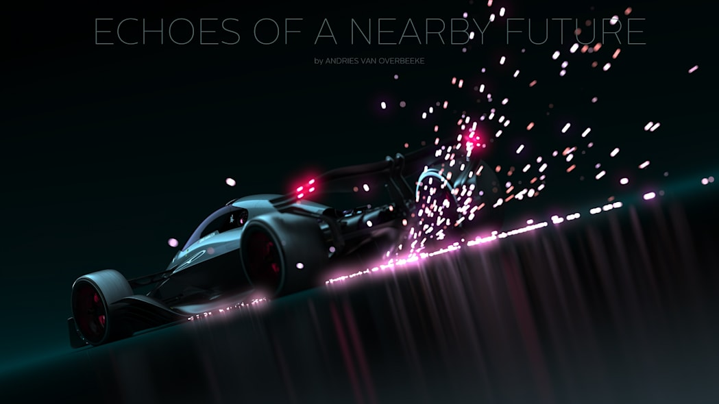 Echoes of a Nearby Future, Formula One