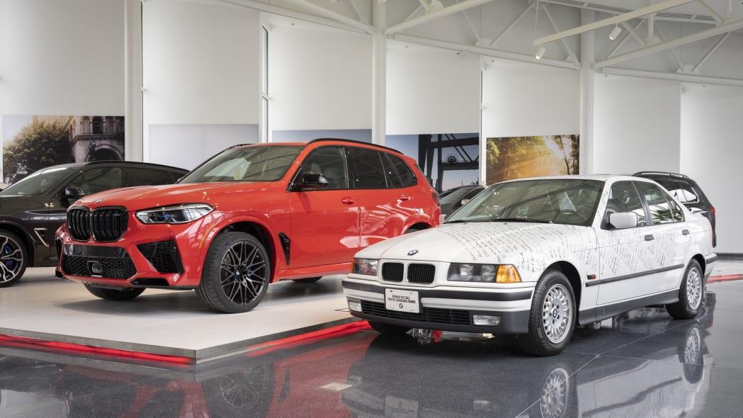 BMW's five-millionth U.S.-built car
