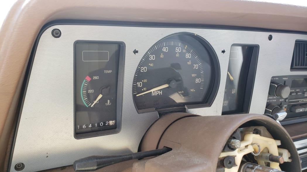 17 - 1986 Pontiac Sunbird in Colorado Junkyard - photo by Murilee Martin