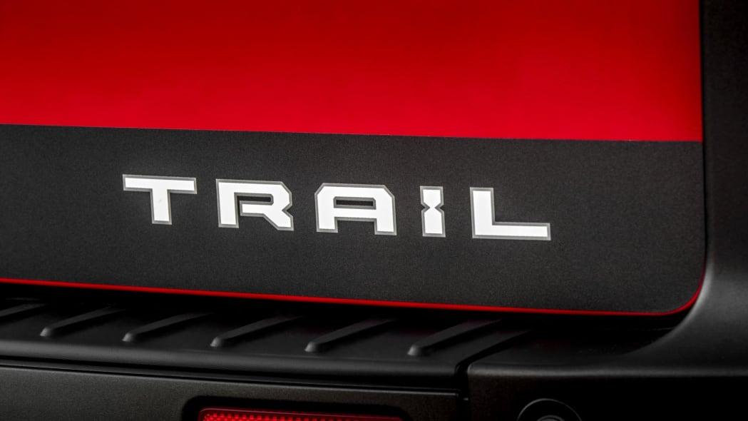 Ford Transit Custom Trail