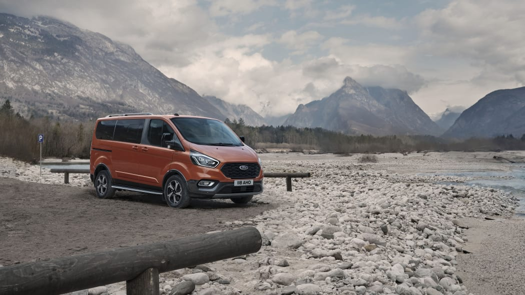 Ford Tourneo Active
