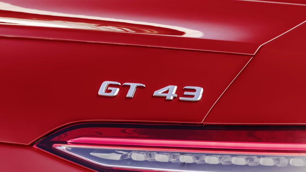 2021 Mercedes-AMG GT 43 4-Door