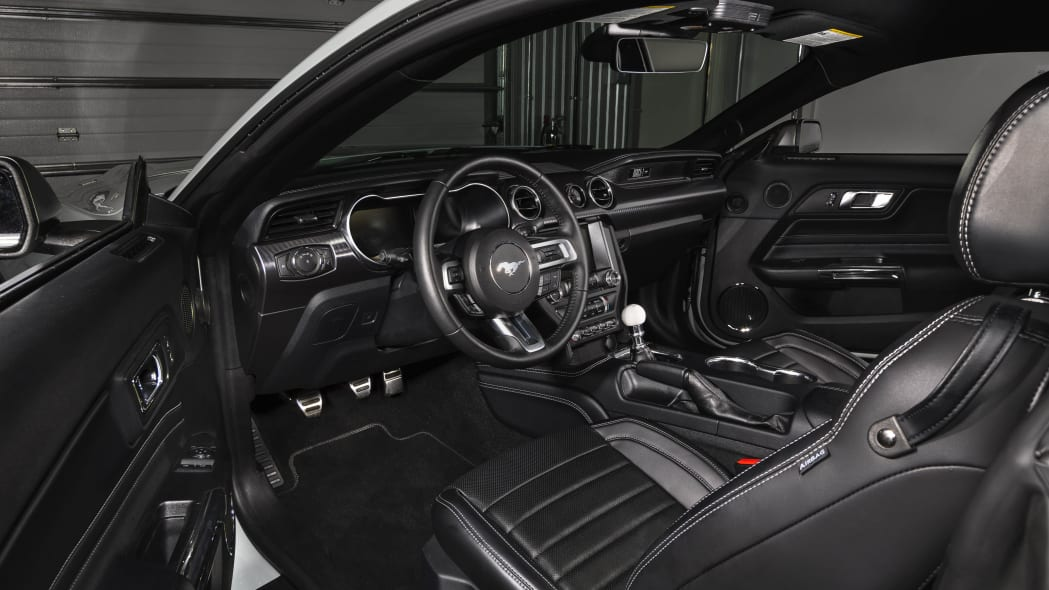 2021 Ford Mustang Mach 1 with Handling Package