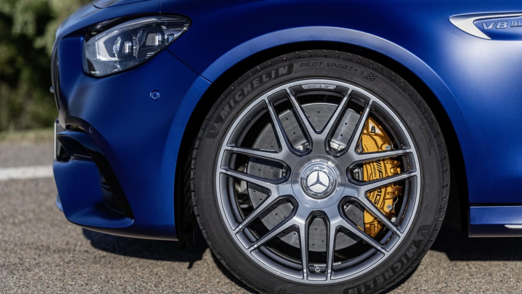 2021 Mercedes-AMG E 63 S wagon