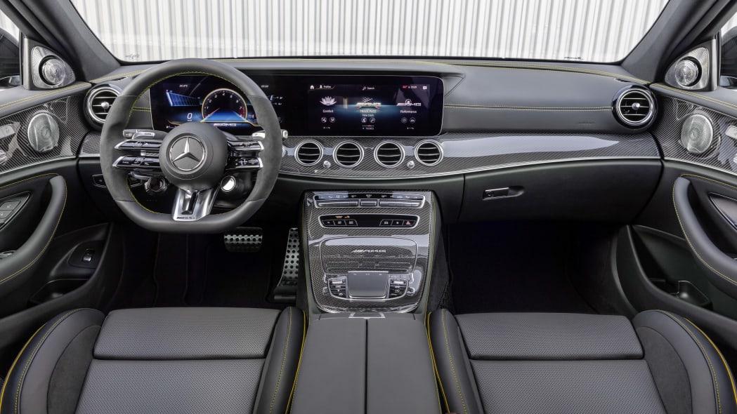 2021 Mercedes-AMG E 63 S sedan