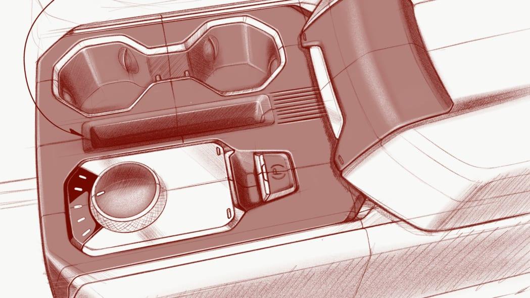 LMC Endurance Interior Sketch Console - June 2020