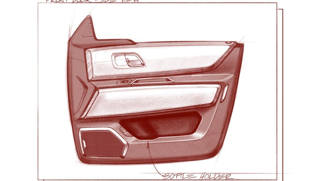 LMC Endurance Interior Sketch Door - June 2020