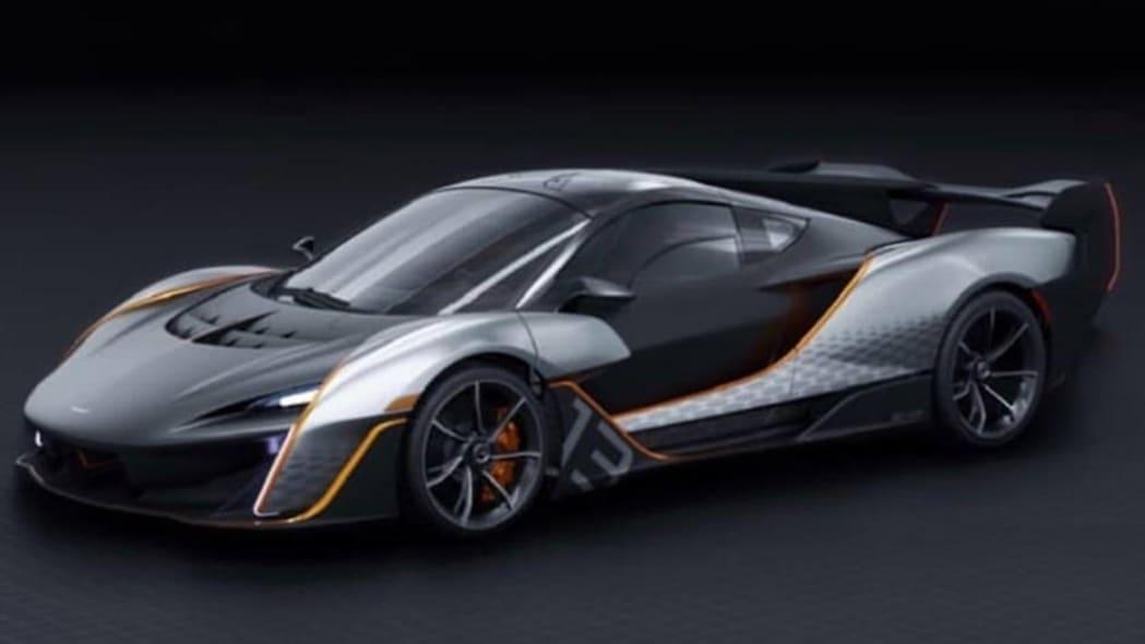 McLaren BC-03 Renders