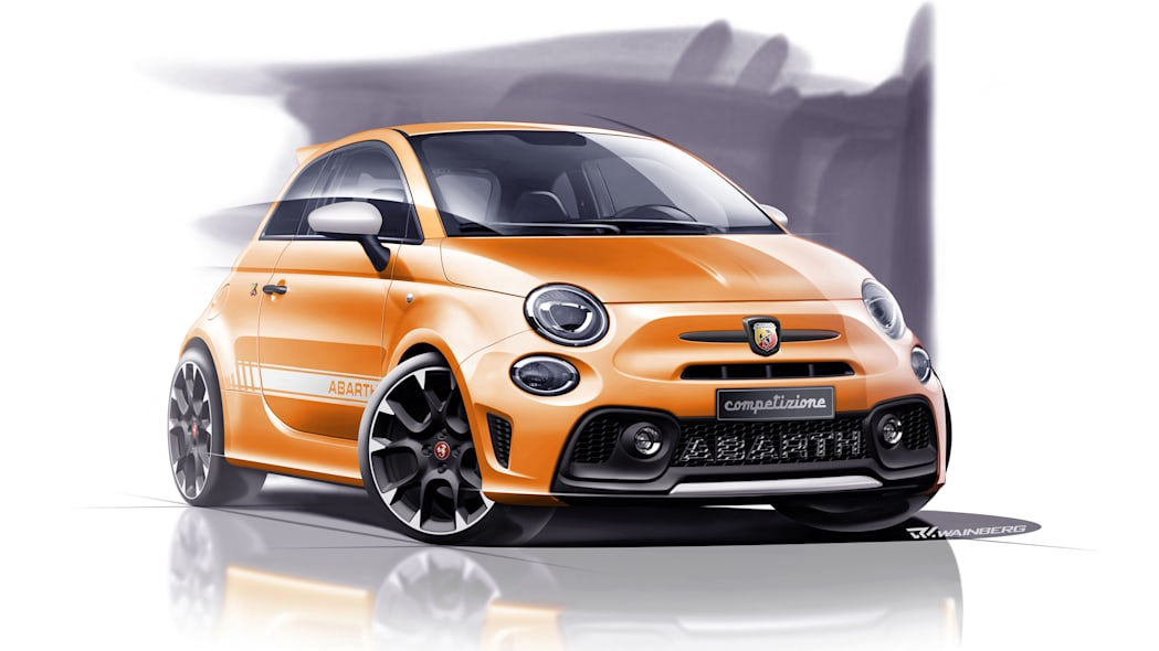 Fiat Centro Stile Sketches