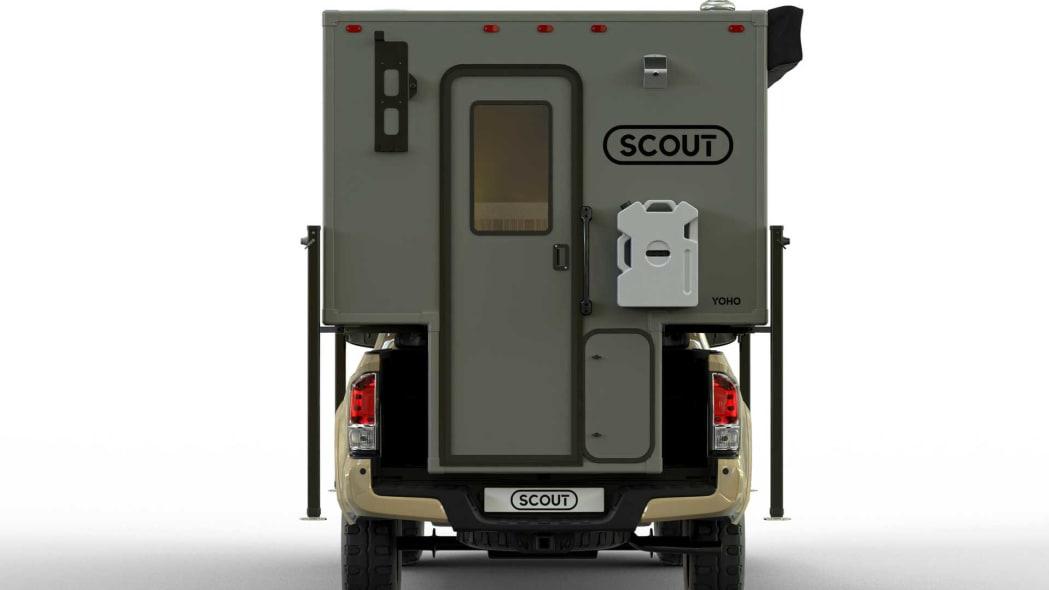 Scout Yoho Camper