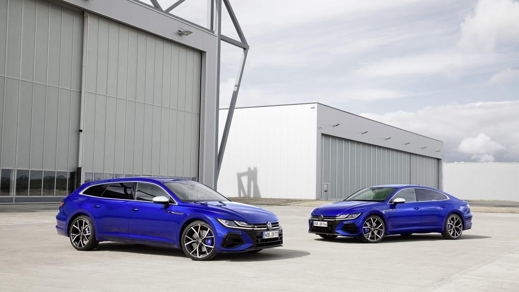 2021 Volkswagen Arteon R
