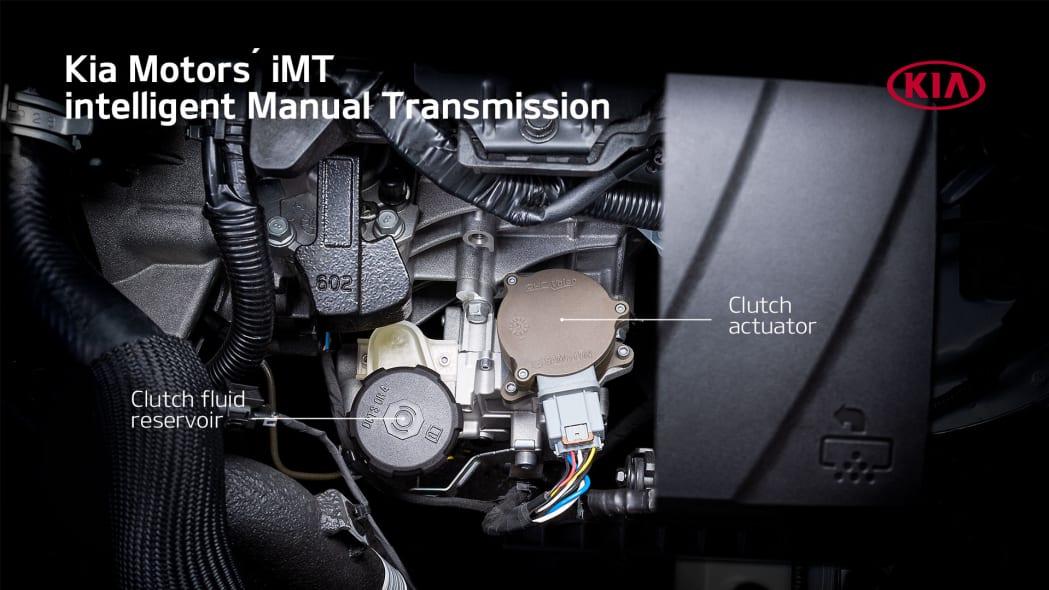 Kia's Intelligent Manual Transmission